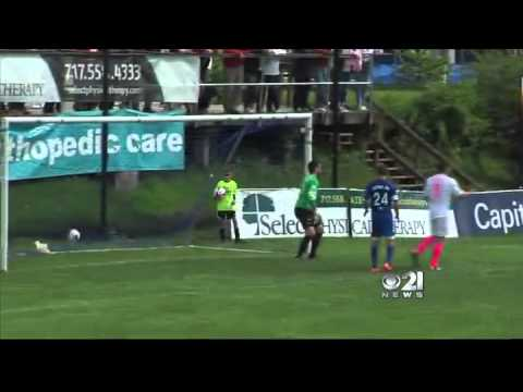 City Islanders score five times in win overj Dayton