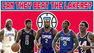 Can the Los Angeles Clippers REALLY Win it All? (CAN THEY BEAT LEBRON?)