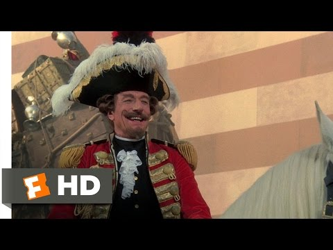 The Adventures of Baron Munchausen 28 Movie   Taking the Sultan's Treasure 1988 HD