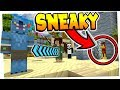 CATCHING THE MURDERER IN THE ACT ! + FUNNY TROLLING (Minecraft Murder Mystery)