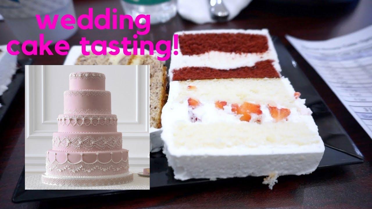 Wedding Cake Tasting.Wedding Cake Tasting Sneak Peek Of Our Venue Part 2 Vlog