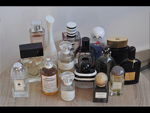 Perfume [ hoard ] collection