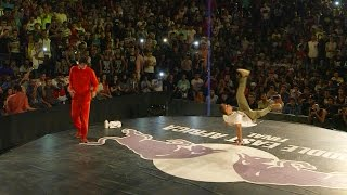 Isheh VS Klash - Red Bull BC One Middle East Africa Final 2015