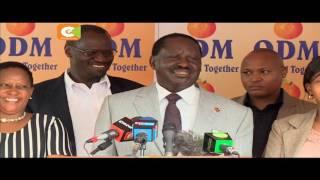 ODM yatii amri ya IEBC na kuahirisha kura za mchujo