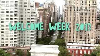 Repeat youtube video NYUWelcomeWeek2013: Can't Hold Us Lip Dub