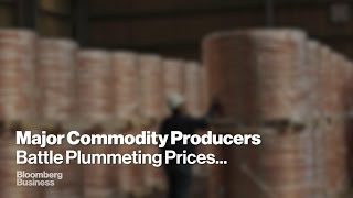 Commodity Rout Hits Major Players Hard