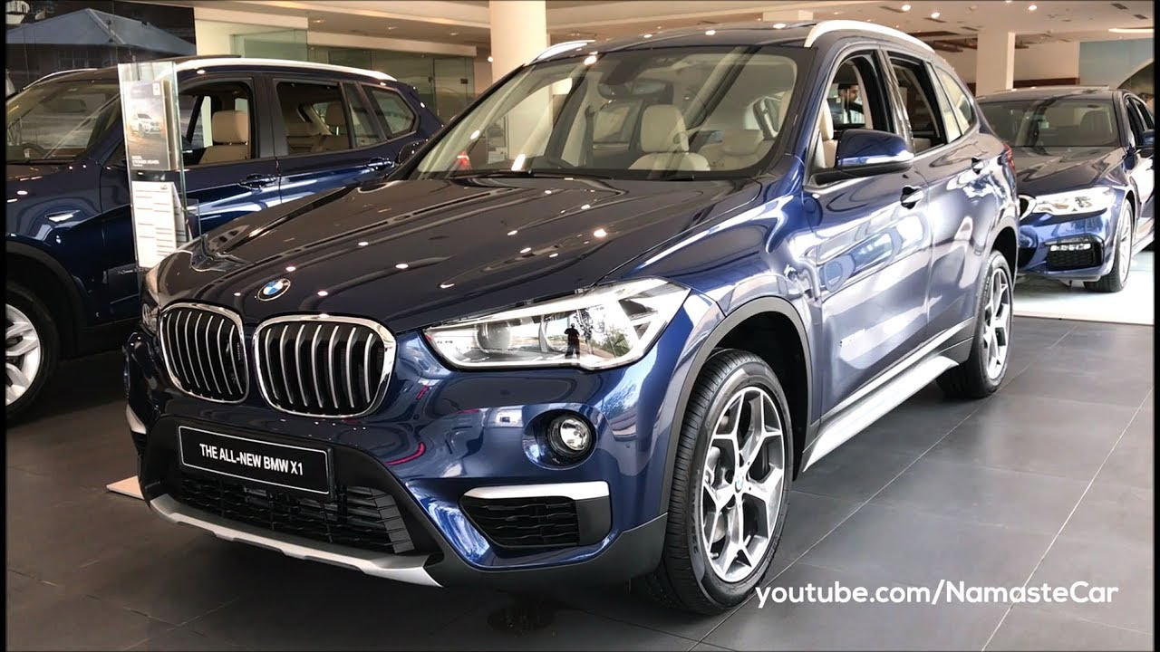 Bmw X1 F48 2017 Real Life Review