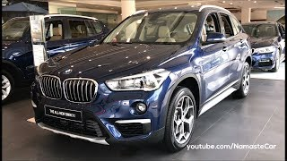 BMW X1 F48 2017 | Real-life review