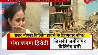 Greater Noida Building Collapse: 3 dead, over 50 feared trapped