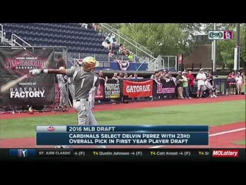 Round 1 of Cardinals draft