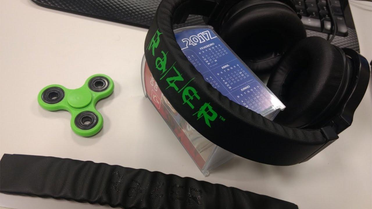 a44380ebd93 Como restaurar o seu fone Razer Kraken Pro - YouTube
