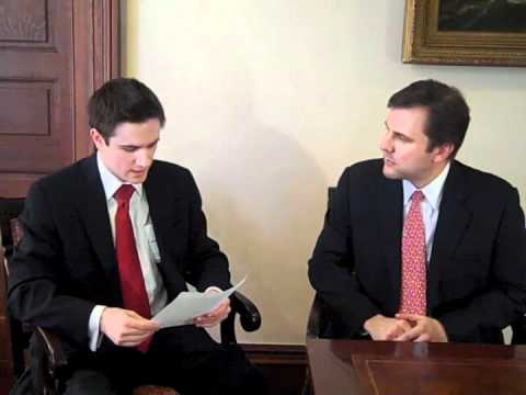 Save Jersey Exclusive Interview: Tom Kean, Jr. 2/22/11