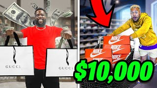 2HYPE Spends $10,000 in 10 Minutes Challenge