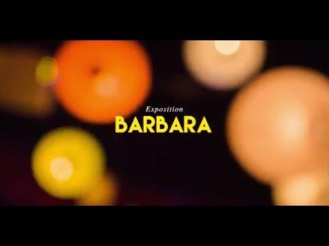 Visite de l'exposition Barbara à la Philharmonie de Paris