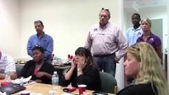 Coast To Coast General Contractors Presentation at First Service Management  in Jupiter, FL.