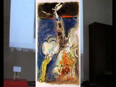 Lecture d'images mer rouge Chagall