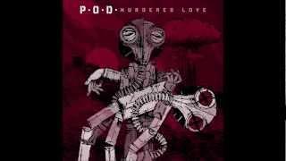 P.O.D. - Higher (Lyrics)