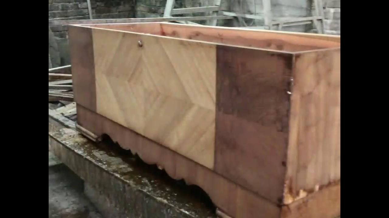 Lane Cedar Chest Restoration Youtube