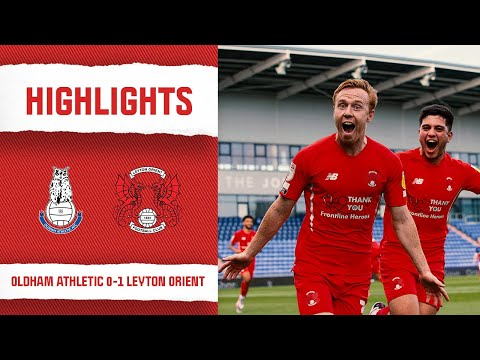 Oldham Leyton Orient Goals And Highlights