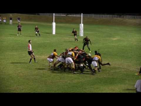 Alberton RFC v Union RFC 1st team 2nd half