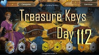 (RS) Runescape Daily Free Treasure Hunter Keys - Tribal Trials Cosmetic Override - Day 112  (CC)