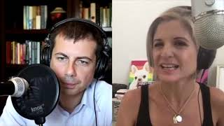 The Deciding Decade Podcast | Episode #2 with Glennon Doyle | Pete Buttigieg