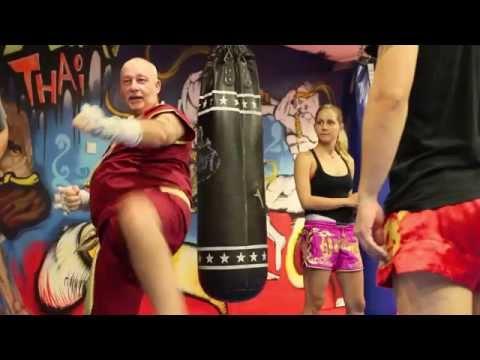 Muay Boran Grand Master Kevin Lloyd (part 9)