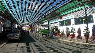 Khám phá Con đường Nón Lá kỷ lục Guinness Việt Nam tại khu du lịch văn hóa Phương Nam.|Bin Tv|.