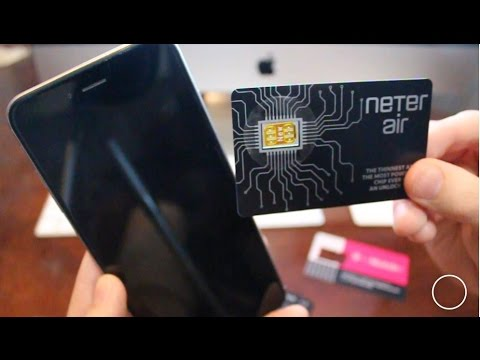 NEW: How To Unlock iPhone CDMA/GSM 5/5s/6/6s/7/+ For Any GSM Carrier (Neter Air Solution)