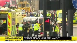 Как минимум три человека погибли в результате теракта в Лондоне