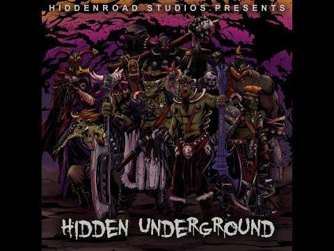 HRS Presents: Hidden Underground – Produced by Uncle Bungle