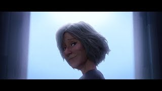 Aunt May & the Spider Cave (Spider-Man Into the Spider-Verse)