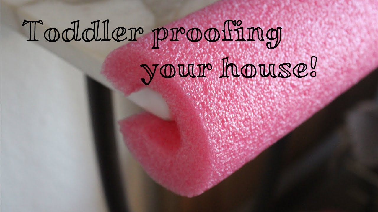 Toddler Baby Proofing Tips DIY Ideas