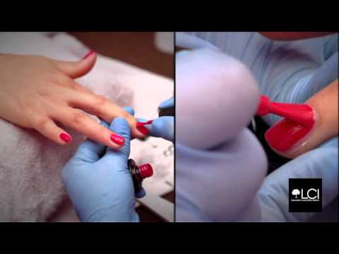 Tutorial Manicure con Smalto Semipermanente LCI