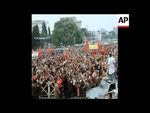 SYND 6-5-72 ELECTION CAMPAIGN IN ROME