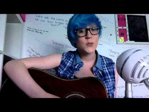 Don't Trust A Dark Horse - 3OH!3/Katy Perry Acoustic Mashup