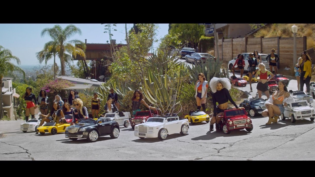 Young Thug - Wyclef Jean [Official Video] by : Young Thug