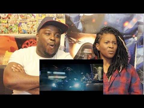 Marvel Studios' Black Panther - Official Trailer REACTION + THOUGHTS!!!