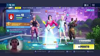 FORTNITE-PLAYING AVEC SUBSCRIBERS/GIFT CARD GIVEAWAY-#1K-PS4