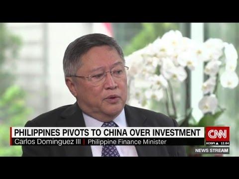 Philippines pivots to China
