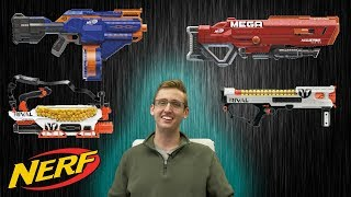 UPCOMING 2018 NERF BLASTERS! FRANK