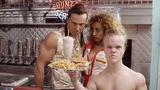 Fitty Smallz - Hamburger Fries & Shake