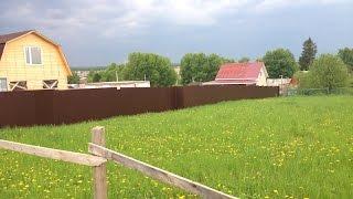 видео купить землю для строительства поселка Владимирская область