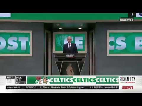 2017 NBA Draft: Jay Smooth to Boston