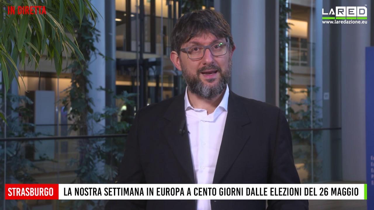 in diretta dal parlamento europeo su visita di giuseppe conte e prossime elezioni youtube