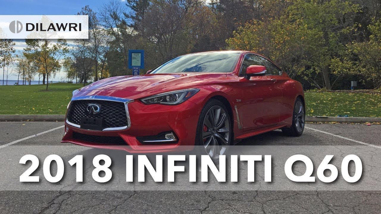 2018 infiniti q60 red sport review youtube. Black Bedroom Furniture Sets. Home Design Ideas