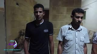 شاهد..ضبط 3 متهمين بالسطو على جمعية المستثمرين بالعاشر من رمضان