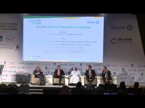Building The Utility Provider Of Tomorrow | WFES Conference