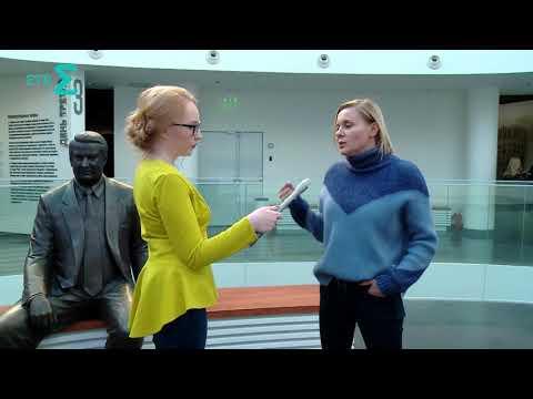 Яна Троянова и Василий Сигарев в музее Бориса Ельцина рассказывают о своих 90-х