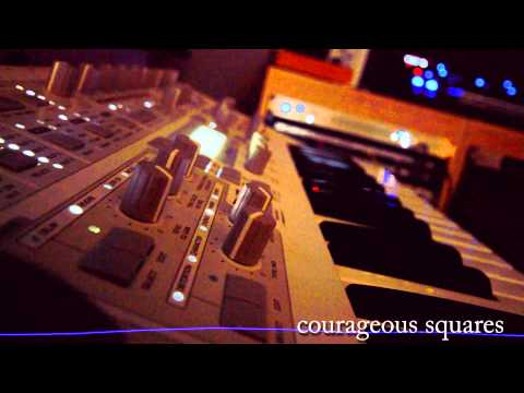 Courageous Squares - Theres Just One Thing - progressive house - free download